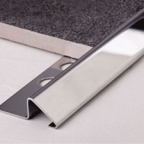 Профиль Juliano Tile Trim Silver SL028