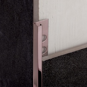 Профиль Juliano Tile Trim SBP024-3S-10H Rose Gold